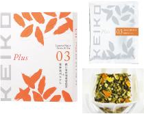 03 薩摩温州みかん+鹿児島県産有機緑茶