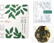 01 喜界島産花良治(ケラジ)みかん+鹿児島県産有機緑茶